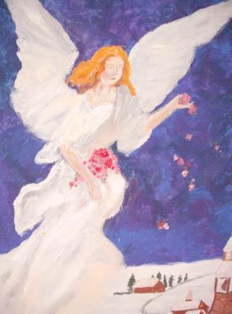 Engel, Engelsbotschaft