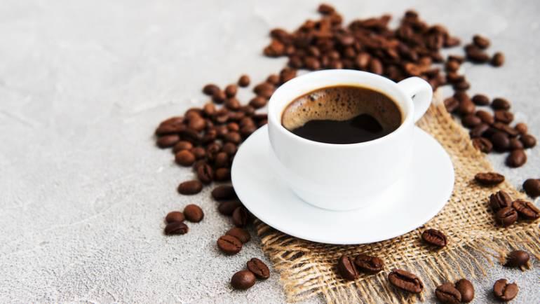 Mit Kaffee gegen Kilos