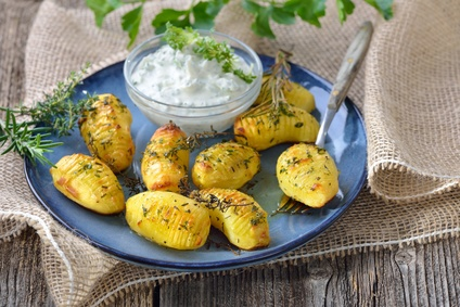 Kartoffeln und Quark – Traumpaar beim Abnehmen