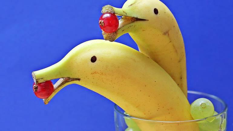 10 Gründe – sofort eine Banane zu essen